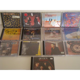 Lote 13 Cds   The Wallflowers   Sting   Queen   Simply Red