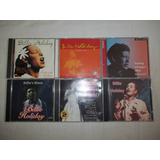 Lote 19 Cds   Billie Holliday   Rock Blues Inter Rarissimo