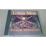 Lote 2 Cds Lynch Mob Hard Rock Original