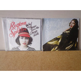 Lote 2 Cds Regina Spektor What We Saw From The E Remember Us