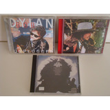 Lote 3 Cds   Bob Dylan   Desire   Unplugged   Greatest Hits
