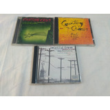 Lote 3 Cds   Counting Crows   Pop Rock Internacional Raro