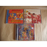 Lote 3 Cds Santana All That I Am Shaman Persuasion The Best