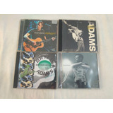 Lote 4 Cds   Bryan Adams Jazz Pop   Rock Internacional Raro