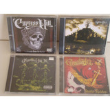 Lote 4 Cds   Cypress Hill   4 Black Sunday Stoned Raiders