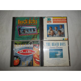 Lote 4 Cds   The Beach Boys   Rock Classico Internacional Ra
