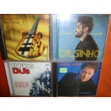 Lote 4cds   Celso Pixinga Top 100luciano Bruno Dilsinho