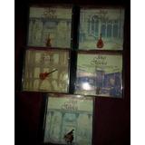 Lote 5 Cds Jóias Da Música   Vols 1 3 5 6 E 10