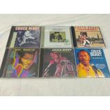 Lote 6 Cds   Chuck Berry Jazz   Pop Rock Internacional Raro