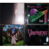 Lote 8 Cds Importados Rock Pop Philm Smash Mouth Veronicas