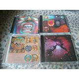 Lote 8 Cds King Crimson Usados 7 Importado 1 Nacional Raros