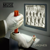 Lote Com 2 Cds Do Muse  drones  Black Holes & Revelations