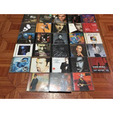 Lote Com 28 Cd Phil Collins Michael Jackson George Michael