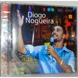 Lote Com 4 Cds Diogo Nogueira