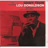 Lou Donaldson   Gravy Train   Cd Importado Digipack Usado