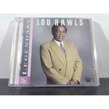 Lou Rawls   The Legendary   Cd Orig Imp Av8