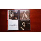 Louis Armstrong Coleção Com 8 Cds