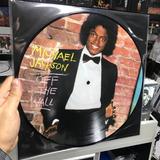 Lp Michael Jackson   Off The Wall Vinyl Picture Lacrado Impo