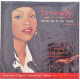 Lp Single Brandy   Sittin Up In My Room   Feat  Ll Cool J