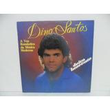 Lp Vinil   Dino Santos   Jeito Inocente   1988
