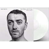 Lp Vinil Sam Smith The Thrill Of It All   Cd