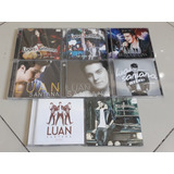 Luan Santana 8 Cds E 4 Dvds Original
