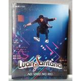 Luan Santana Ao Vivo  Rio Cd E Dvd Pronta Entrega