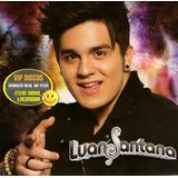 Luan Santana Cd Promocional Capa Exclusiva   Raro