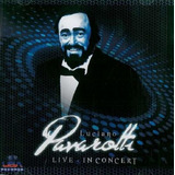 Luciano Pavarotti In Concert   Cd Música Clássica
