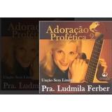 Ludmila Ferber Cd Unção Sem Limites