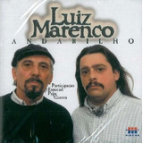 Luiz Marenco Andarilho   Cd Música Regional