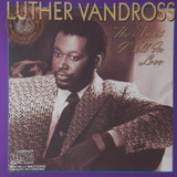 Luther Vandross Cd Novo The Night I Feel In Love 1985 A6