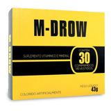 M drow   30 Comprimidos Revestidos   Intlab