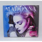 Madonna   Greatest Hits   2 Cds  duplo