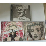 Madonna Cd Novos Hard Candy Celebration Rebel Heart Deluxe