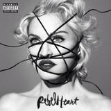 Madonna Rebel Heart Edição Deluxe   Cd Pop