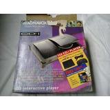 Magnavox Console Odyssey Smart 550 Cd Players  Odyssey