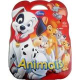 Maleta   Disney Animais   Acompanha Cd audio