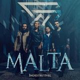 Malta Indestrutível   Cd Rock