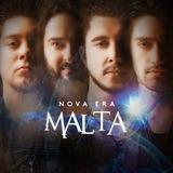 Malta Nova Era Cd Lacrado Original Som Livre