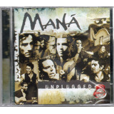 Maná Cd Mtv Unplugged Novo Lacrado Original