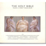 Manic Street Preachers   Holy Bible 10 Ann  2 Cd  Sem O Dvd