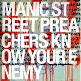Manic Street Preaches   Know Your Enemy    Cd