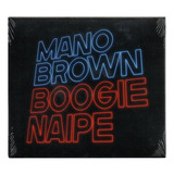Mano Brown boogie Naipe  cd Lanç original Abril 2017