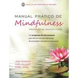 Manual Pratico De Mindfulness  com Cd audio