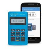 Máquina De Cartão Débito E Crédito Point Mini - Mercado Pago