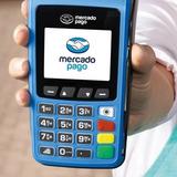 Máquina Point Pro A Máquina De Cartão Do Mercado Pago Bobina