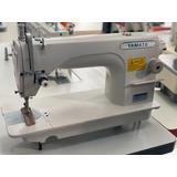 Máquina Reta Industrial Yamata Completa Montada + Brinde
