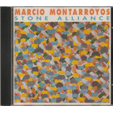 Marcio Montarroyos   Cd Stone Alliance   1977