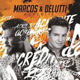 Marcos & Belutti Acredite   Cd Epack Sertanejo